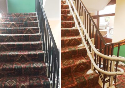 Dublin-stairlift-before-after