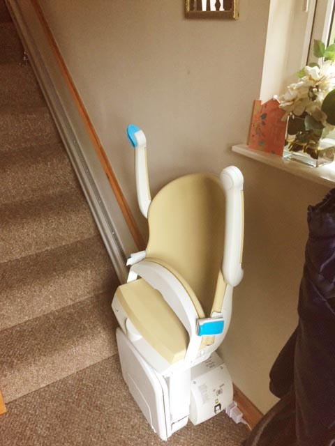 Straight Stairlift Galway