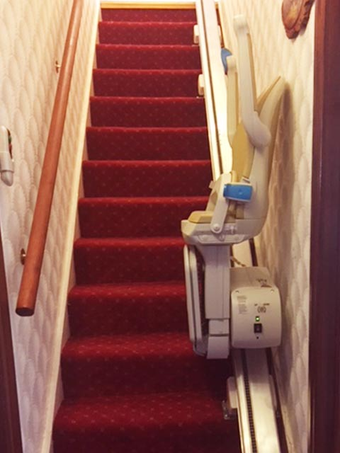 Stairlift In Kildare | Beechfield Stairlifts | The Stairlift