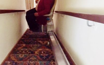 New Stairlift in Offaly