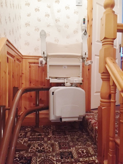 New Stairlift in Laois