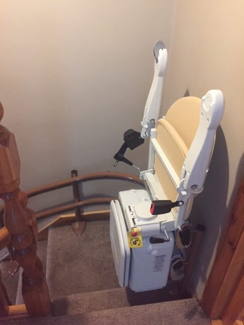 Handicare 2000 Stairlift in Waterford