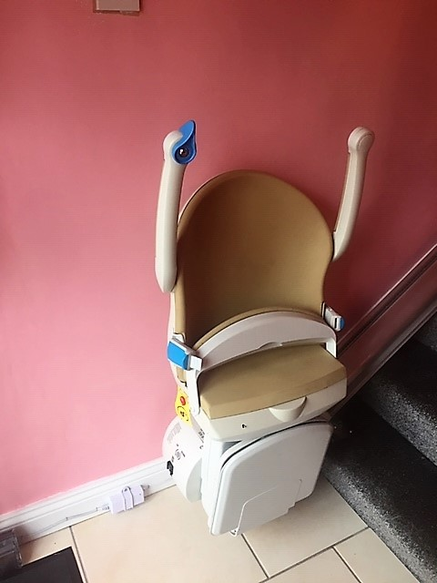Simplicity Plus Stairlift in Laois