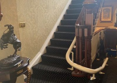 Curved Stairlift in Dundalk, Louth