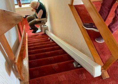 Stairlift in Stepaside