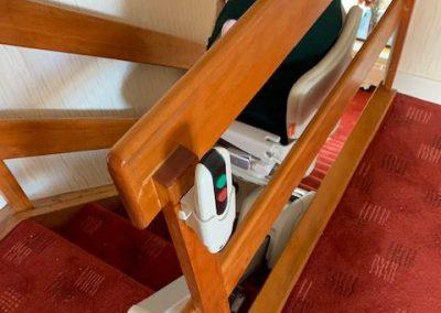 Straight Stairlift in Dublin