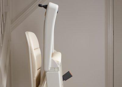 Handicare Elegance Stair Lift Folded