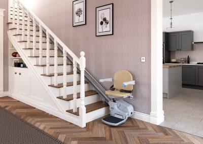 Handicare Simplicity Straight Stair Lift