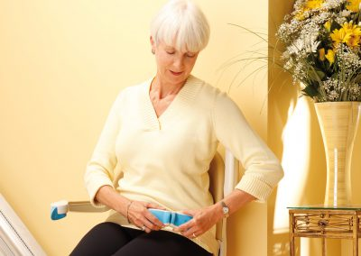 Handicare Simplicity Plus Stairlift Safety