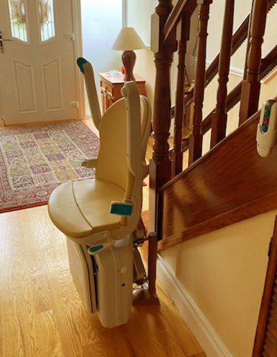 Stairlift in Dun Laoghaire